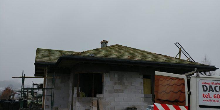 Membrana, budowa domu Niewiesze